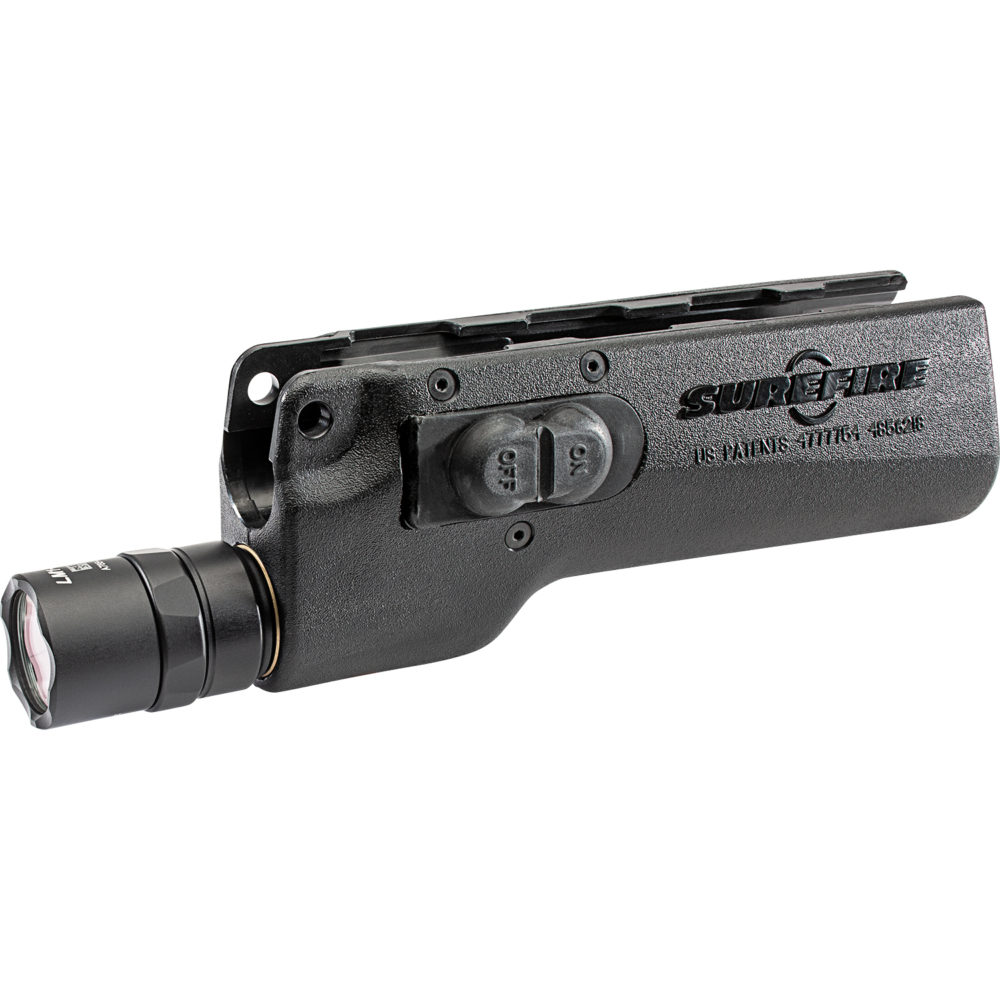 328LMF-B Compact LED Forend Weapon Light with 500 lumens