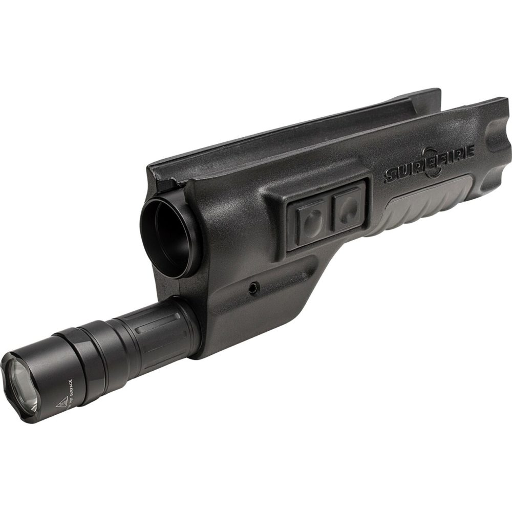 623LMG-B Mossberg Replacement Shotgun Forend with Integrated Weapon Light