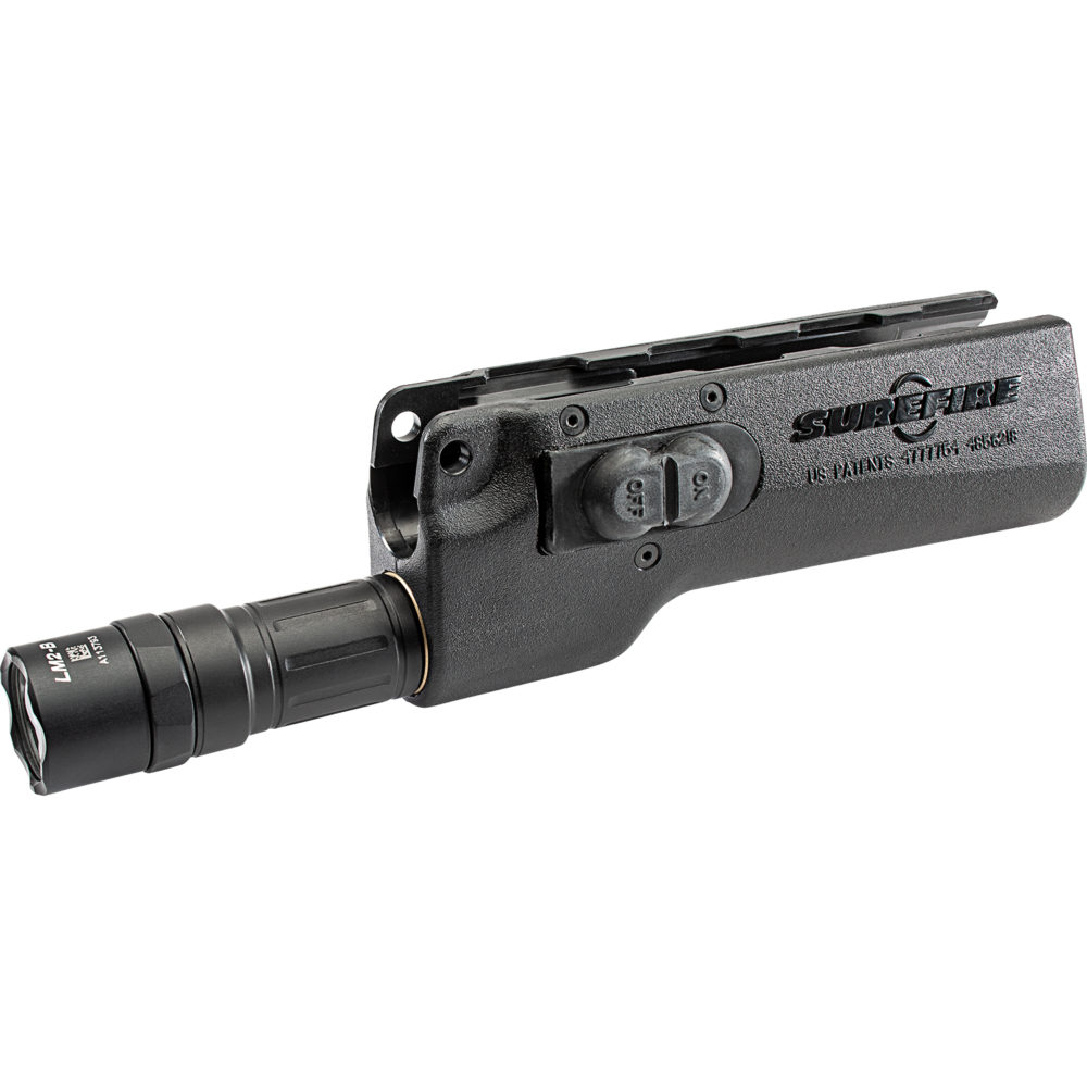 628LMF-B LED High-Output Forend Weapon Light with 1,000 lumens