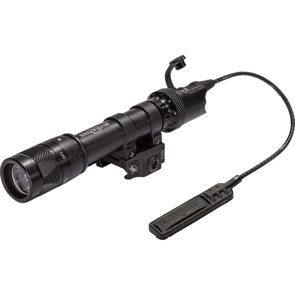 SureFire M952V-BK 350 Lumen Output with White Light and Infrared LED Capability