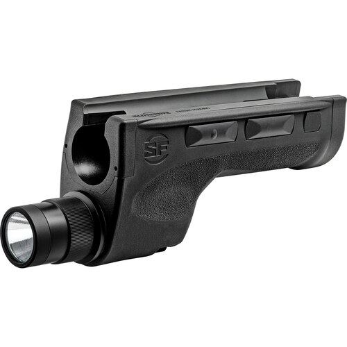 DSF-870 Weapon Light is compatible with Remington 870 combat shotguns and can provide 600 lumens or 200 lumens