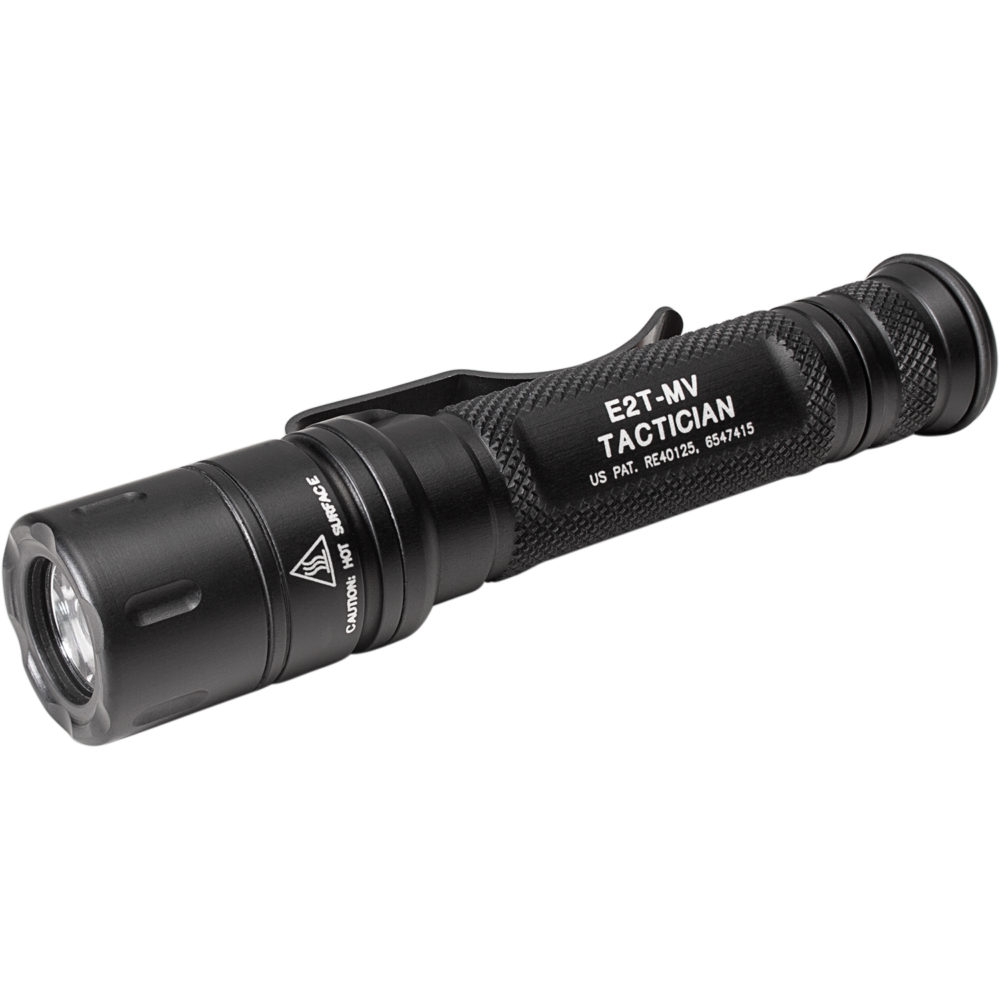 E2T-MV Tactician LED Flashlight for everyday carry
