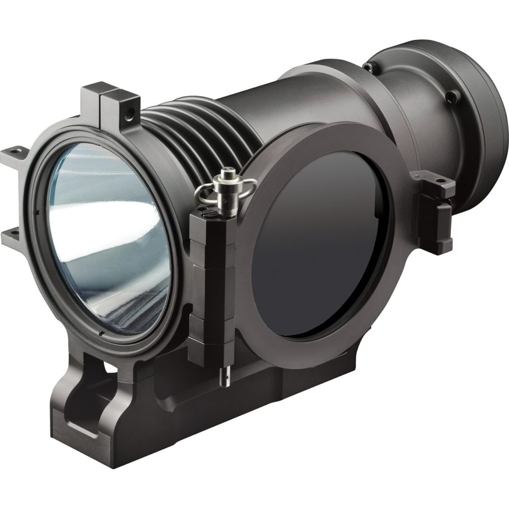 HF4A Heavy Gun Weapon Light for Search Light tasks and 3,000 lumens of maximum output
