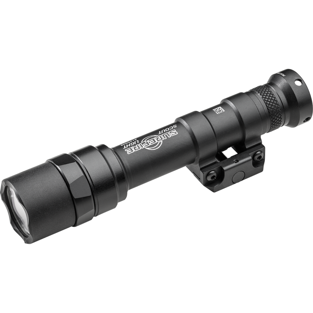 SureFire M600U-A-BK 6-Volt Ultra-High Output LED Scout Light with UE07 Remote Switch Assembly with 1,000 lumen output