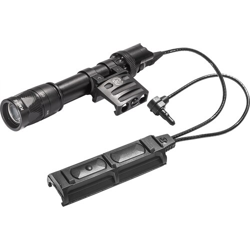 M613V Scout Light LED Tactical Weapon Light provides 350 lumens with infrared capabilities