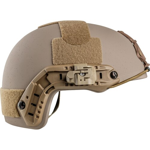 ADPT-HL1-OC Helmet Light Adapter for Interface with Ops Core Helmets that provides a rotating mount