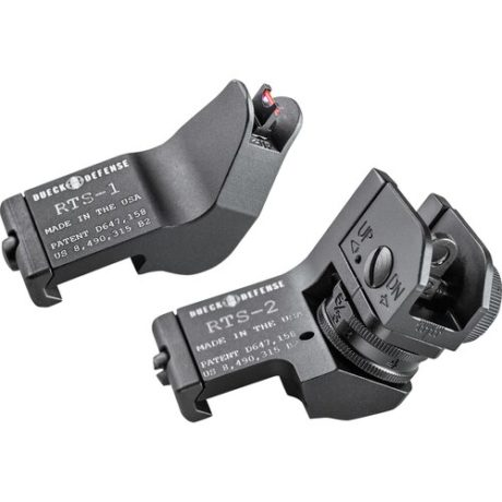 Dueck Defense DD-RTS-FO Sights