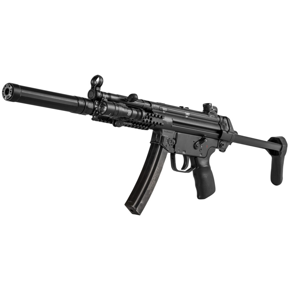 SureFire SF Ryder 9-MP5 Suppresser 9mm Gun Silencer