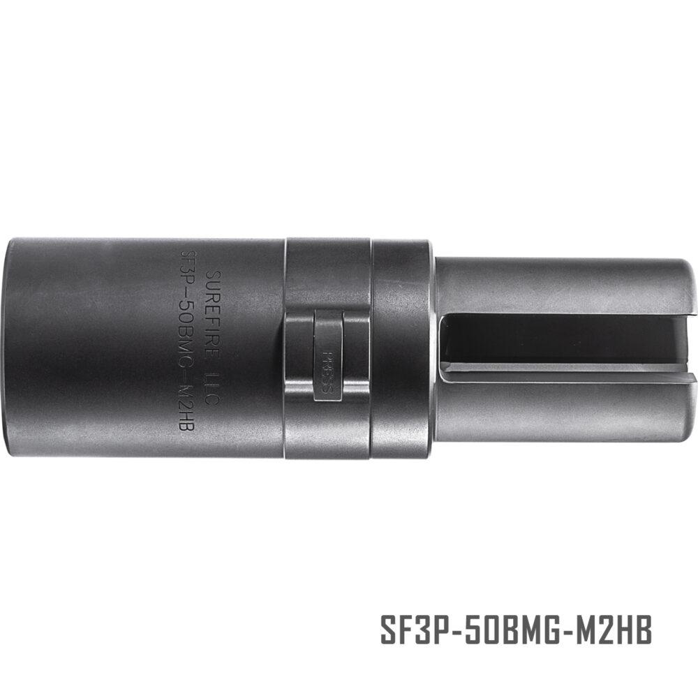 SOCOM 50BMG 3 Prong Flash Hider