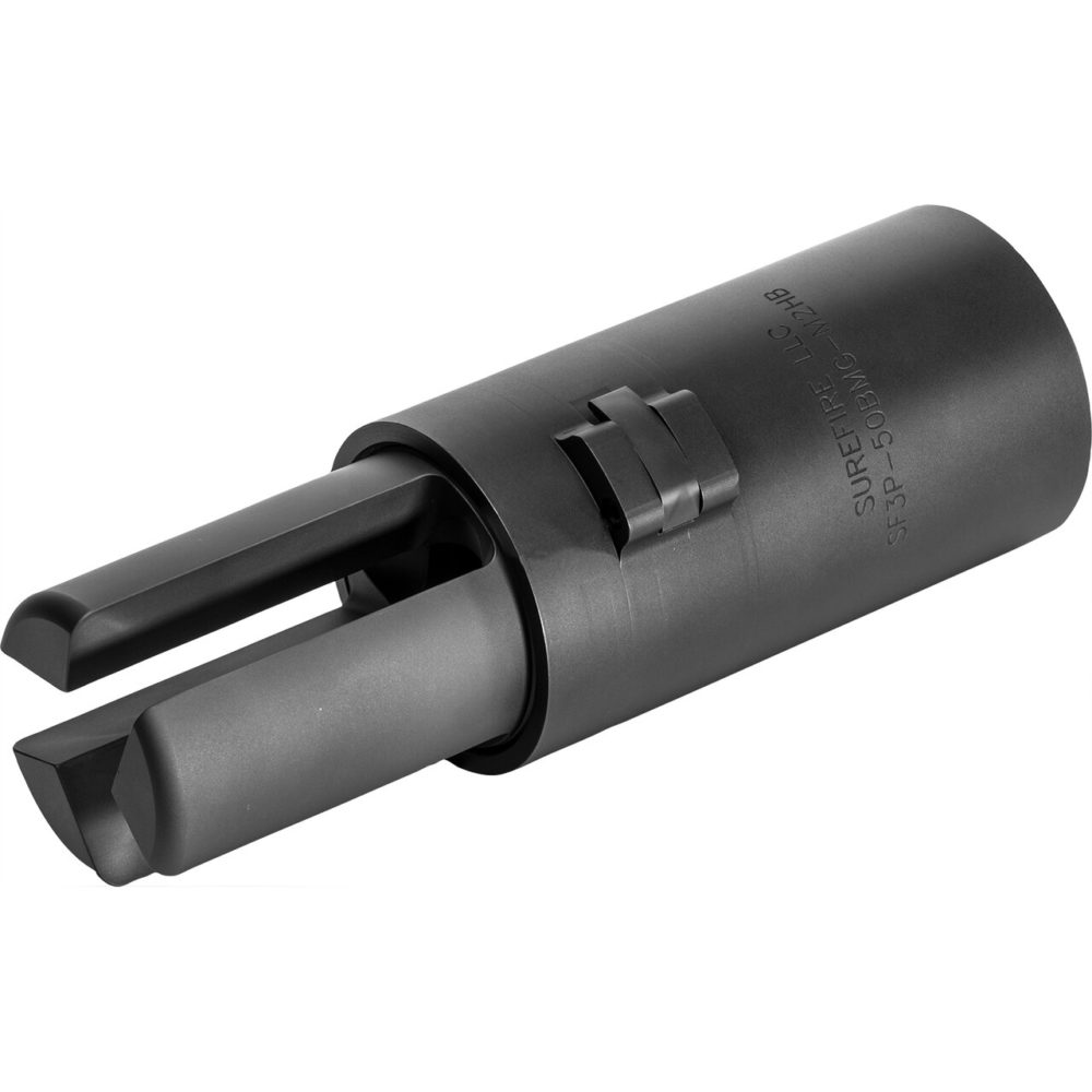 SF3P 50BMG Muzzle Flash Hider helps preserve night adapted vision