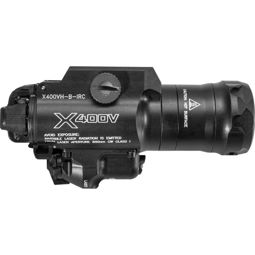 X400VH-B-IRC LED Infrared Laser Pistol Light