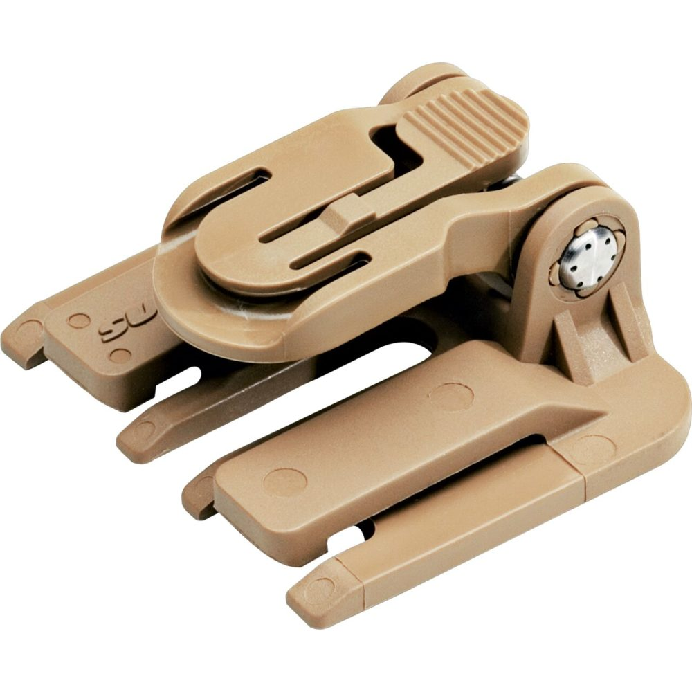 Z71 MOLLE Clip for Use with Helmet Light