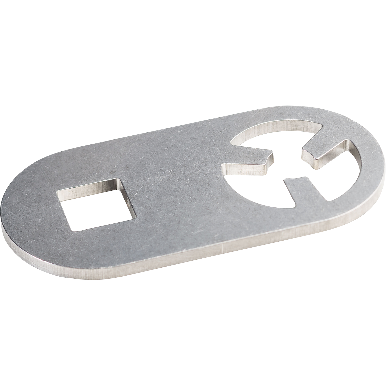 SOCOM 3-Prong Installation Wrench with durable stainless steel