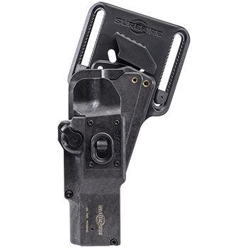 HD1-R Quick Draw Holster for use with SureFire MasterFire Weapon Light