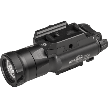 XH35 Dual Output LED Weapon Light designed to fit most railed pistols
