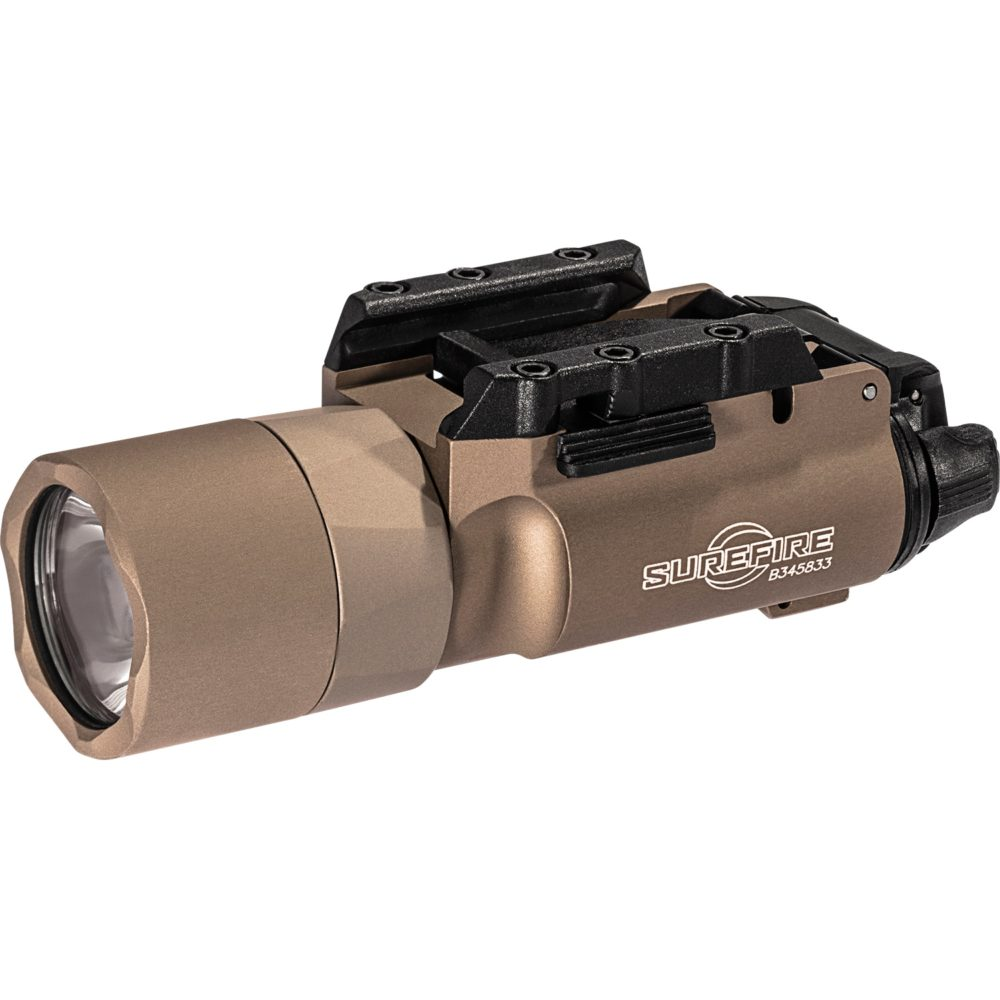X300U-A Handgun Weapon Light in Tan