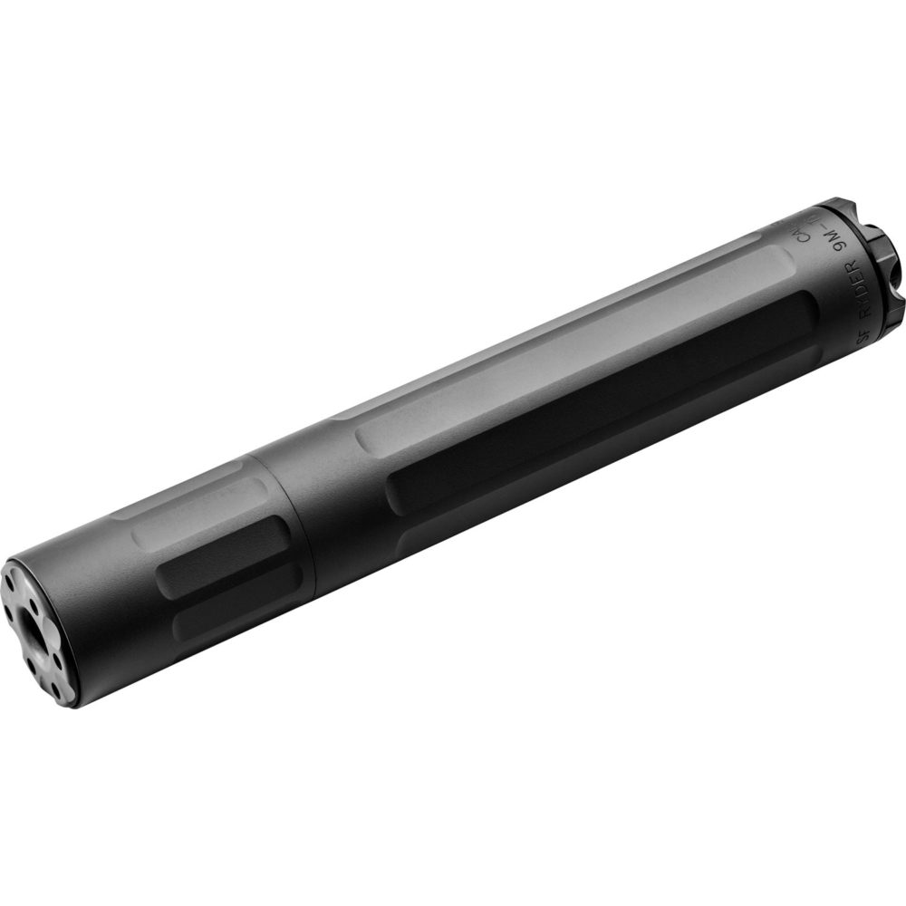 SureFire SF Ryder 9M Ti Suppressor 9mm gun silencer for pistols and handguns and rifles