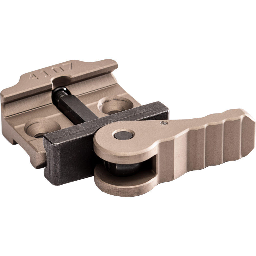 American Defense MFG QD Auto Lock Mount