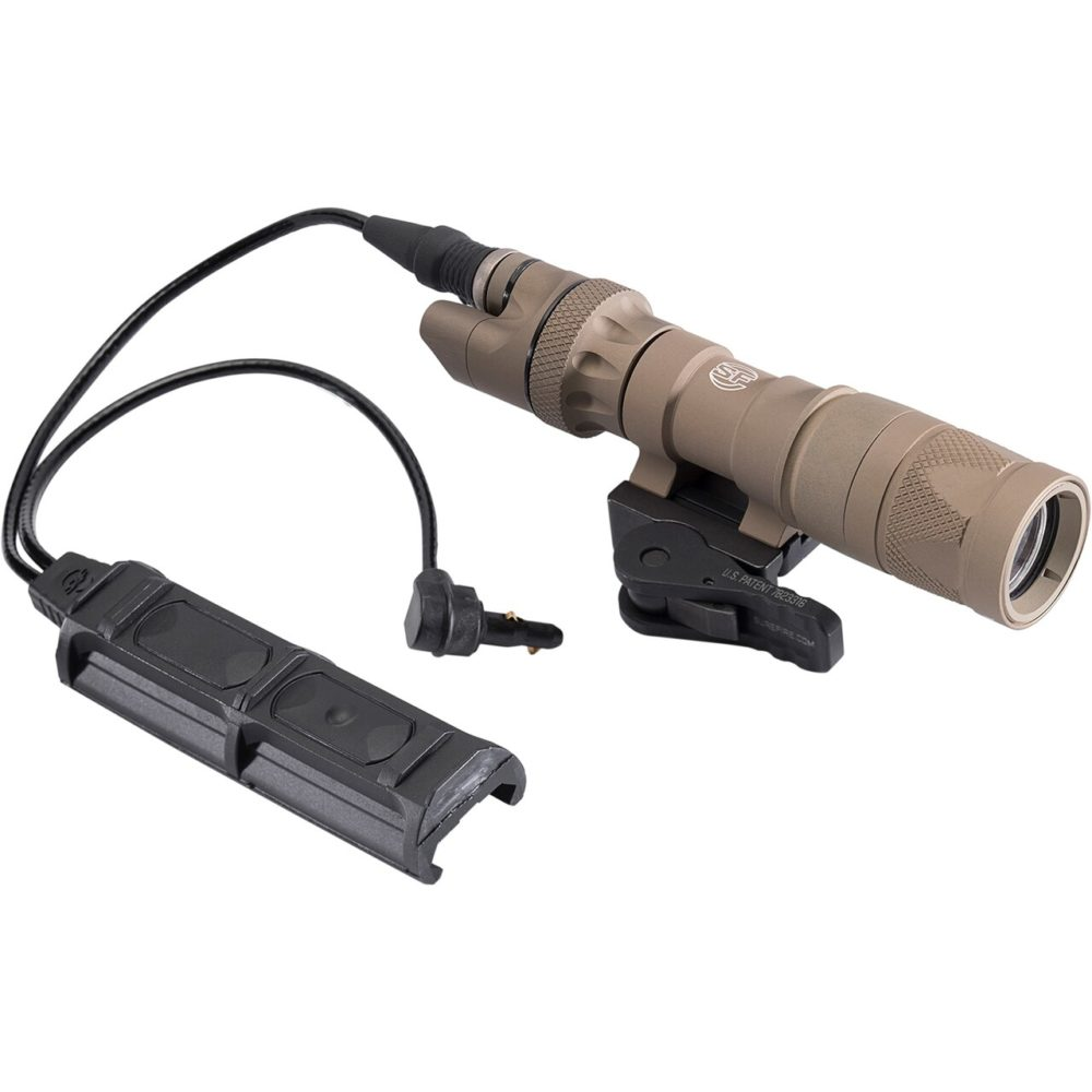 M323V Scout Light Weapon Light with Remote Switch Assembly