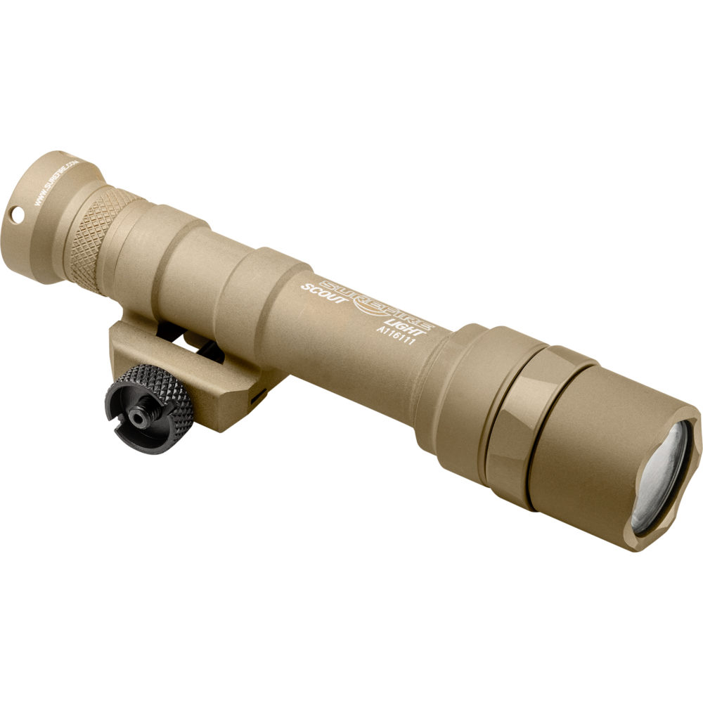 M600U Scout Light<sup>®</sup> WeaponLight