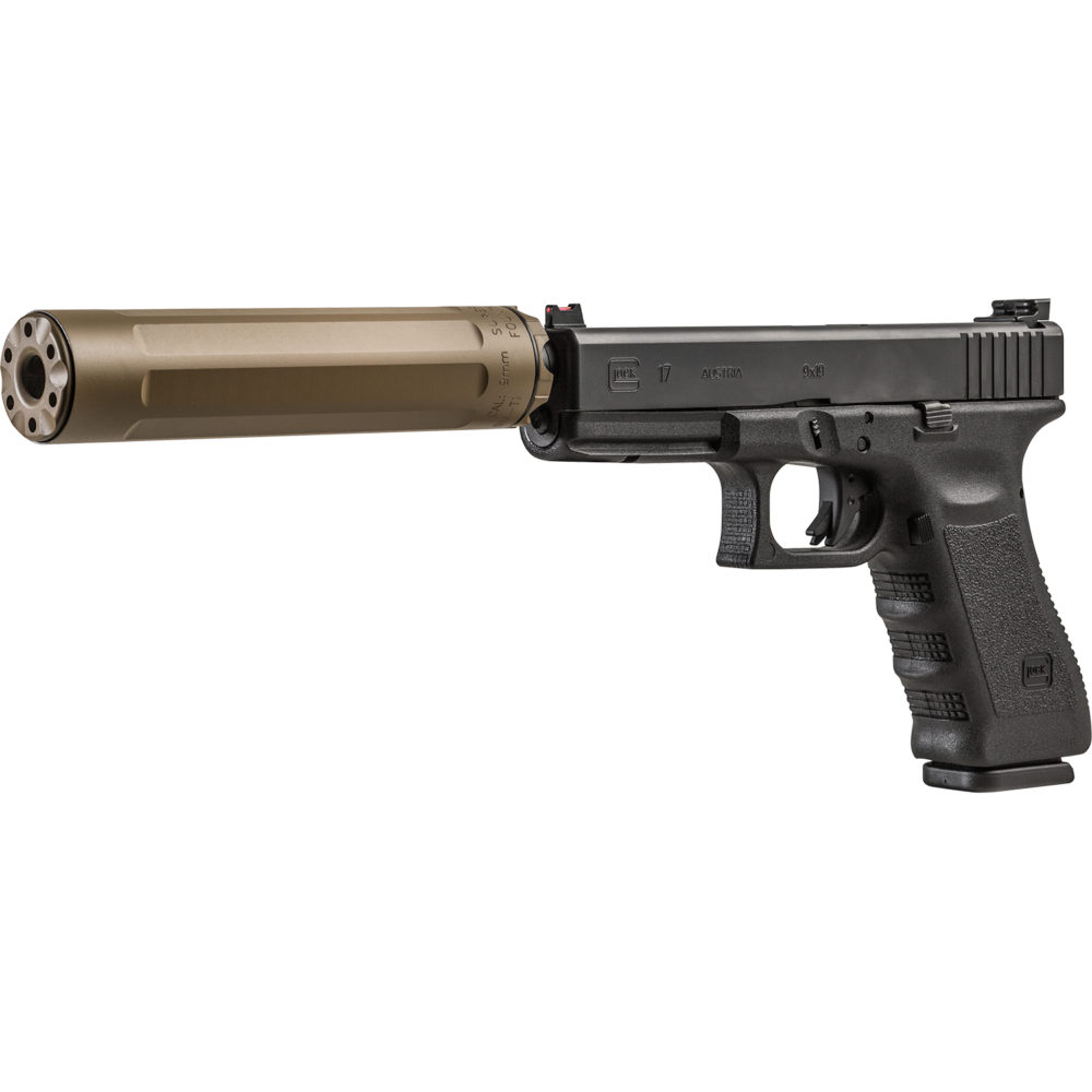 SF<sup>®</sup> Ryder 9M-Ti Suppressor