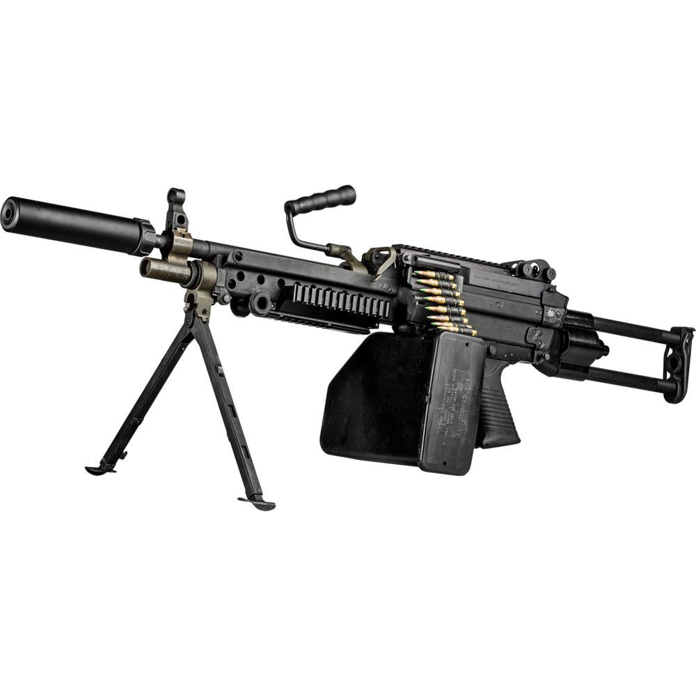 SOCOM556 MG Suppressor