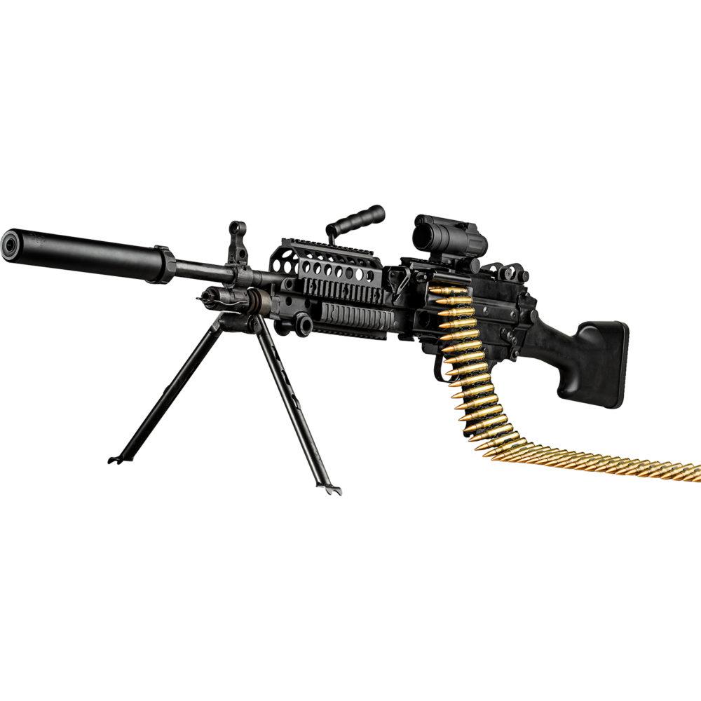 SOCOM762 MG Suppressor