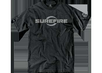 SureFire Grey Short Sleeve Shirt