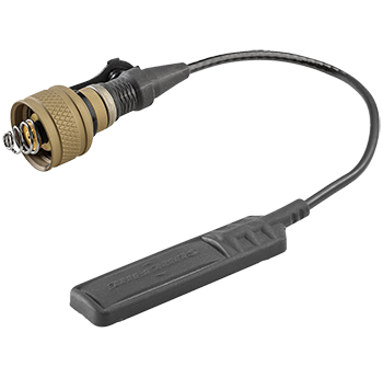 UE07 Remote Switch Assembly Scout Light Weapon Light that features a 7-inch cable that fits most rifle/carbine applications