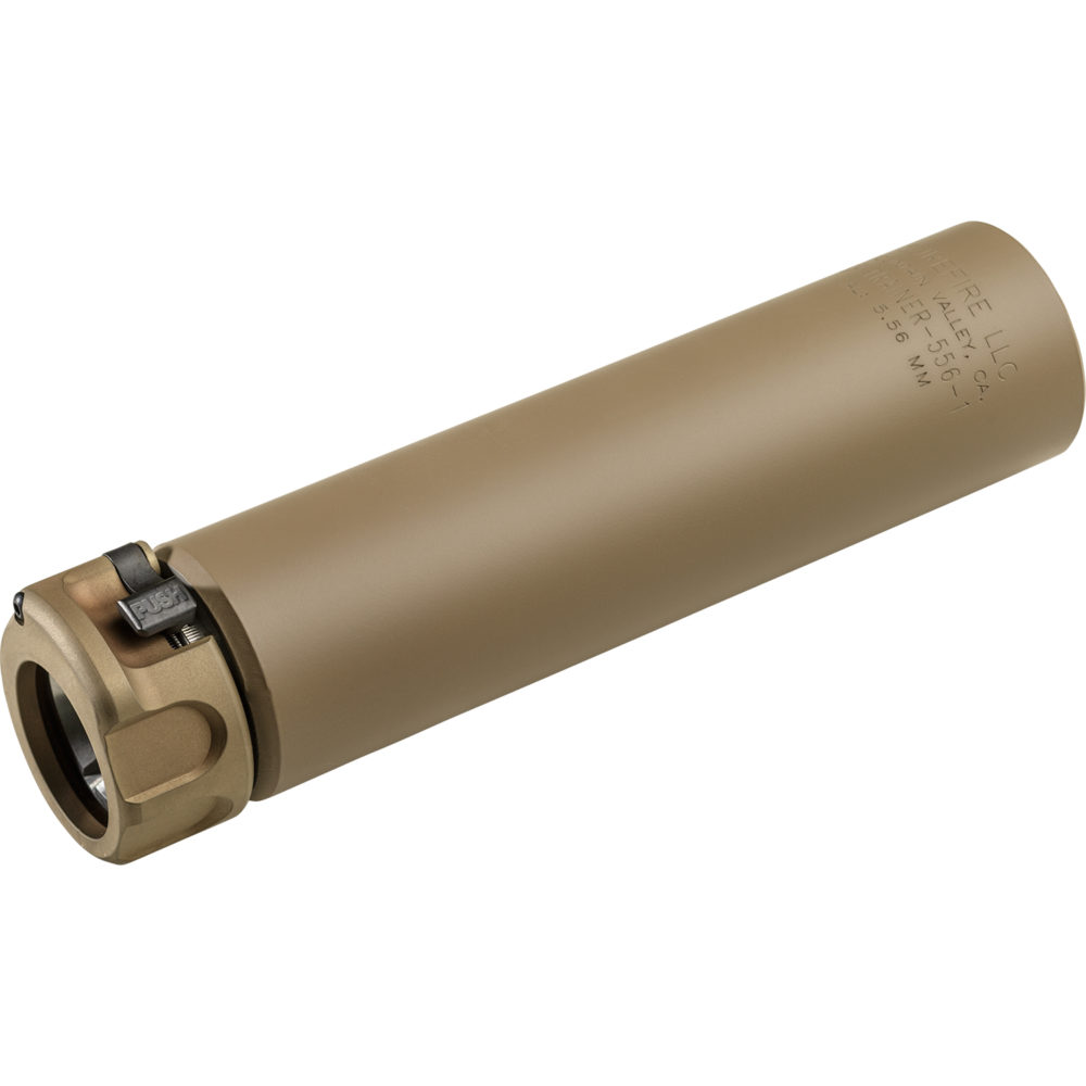 SOCOM Fast-Attach<sup>®</sup> Suppressor Trainers