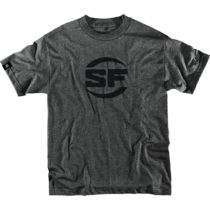 SureFire Button Logo Dark Gray