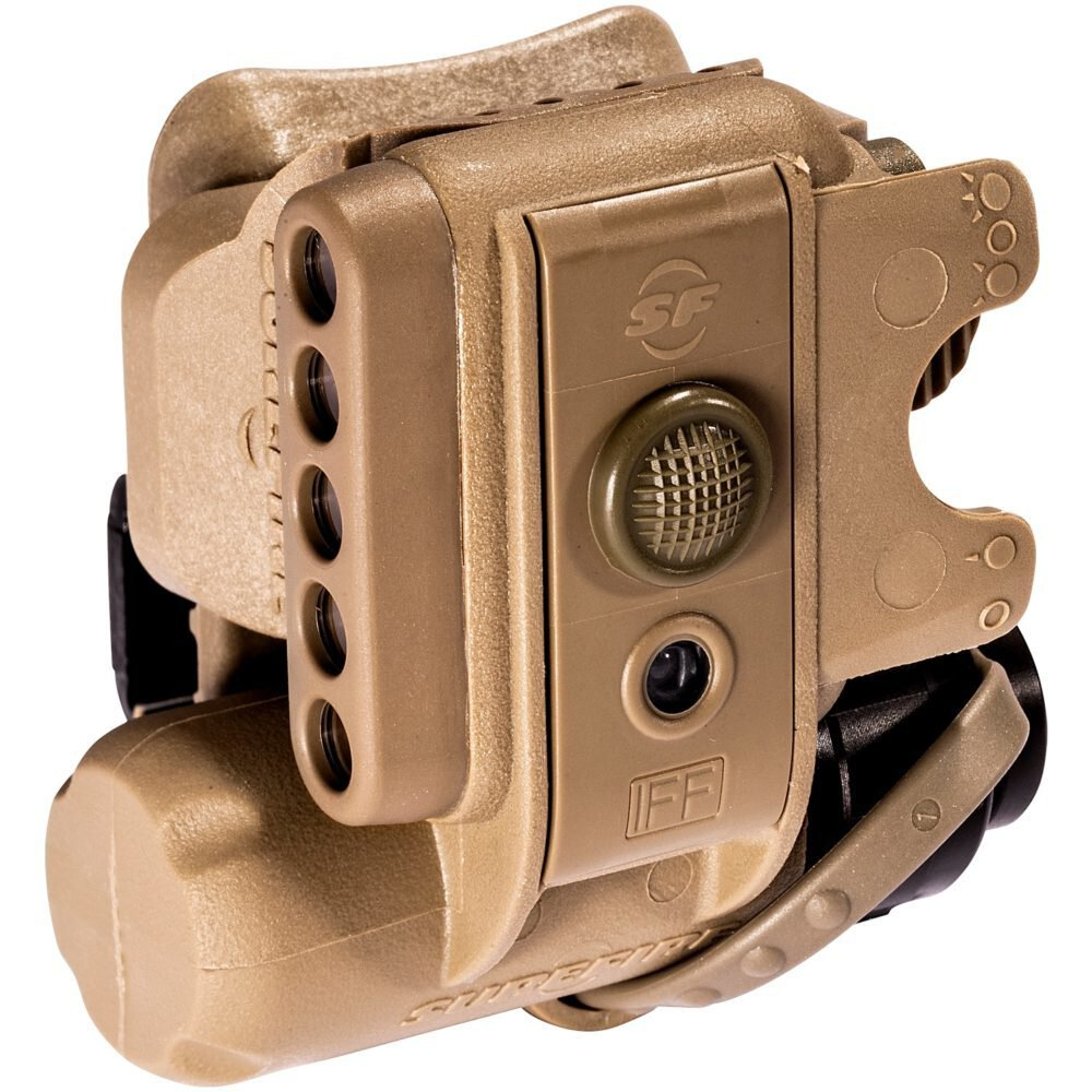 Tactical White Red Infrared IFF TAN * HL-1-A WADSN LED Helmet Light