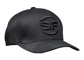 Flexfit Cap SureFire Button Logo in Black