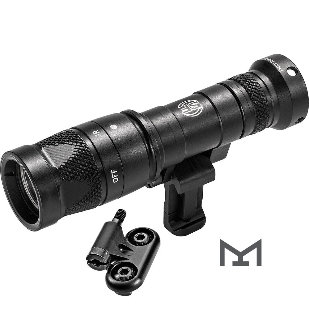 Mini Scout Light Pro Infrared LED Weapon Light 250 Lumen Output