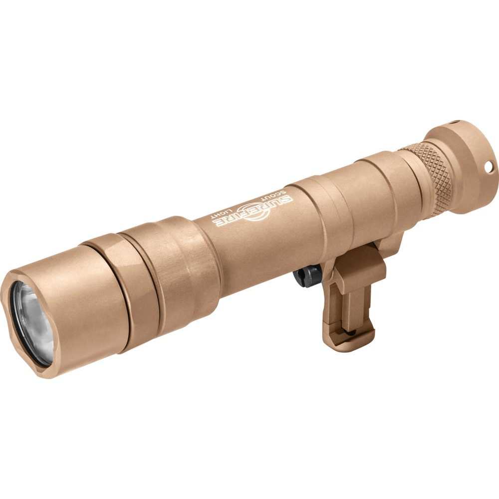Scout Light Pro Dual Fuel Rechargeable LED Weapon Light with 1,500 Lumens of White Light Output