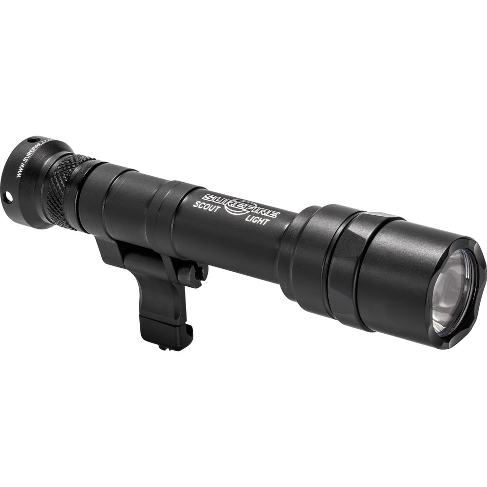 M640U-BK Scout Light Pro LED Tactical Weapon Light in Black Color