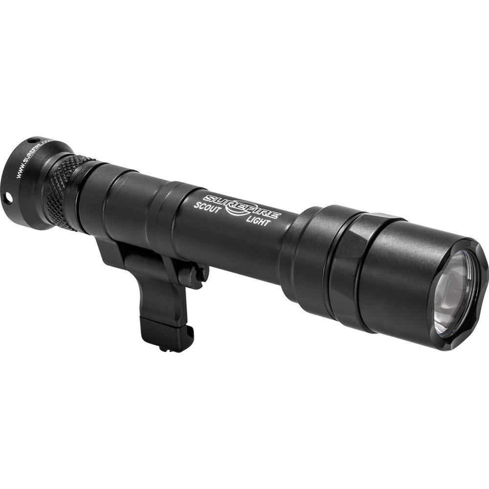 M640U-BK Scout Light Pro LED Tactical Weapon Light in Black Color