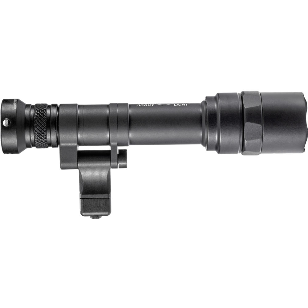 M640U Scout Light Pro LED Tactical Weapon Light in Black Color