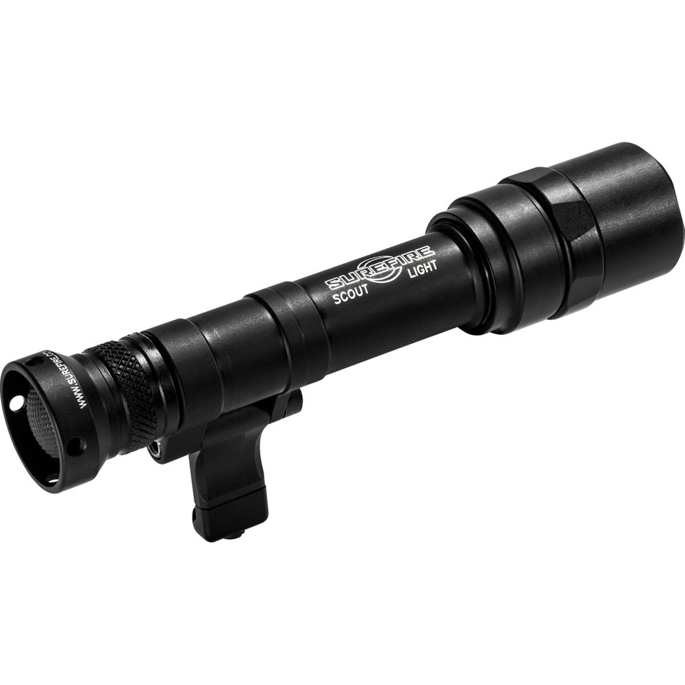 M640U-BK Tactical LED Weapon Light with 1,000 Lumen Capability