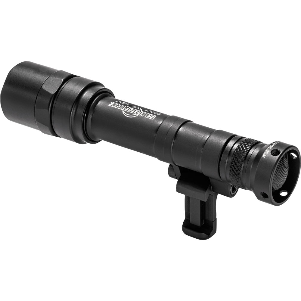 M640U Scout Light Pro LED Tactical Weapon Light with 1,000 Lumen Capability in Black Color