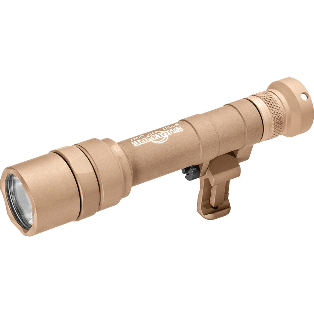 M640U Scout Light Pro LED Tactical Weapon Light with 1,000 Lumen Output
