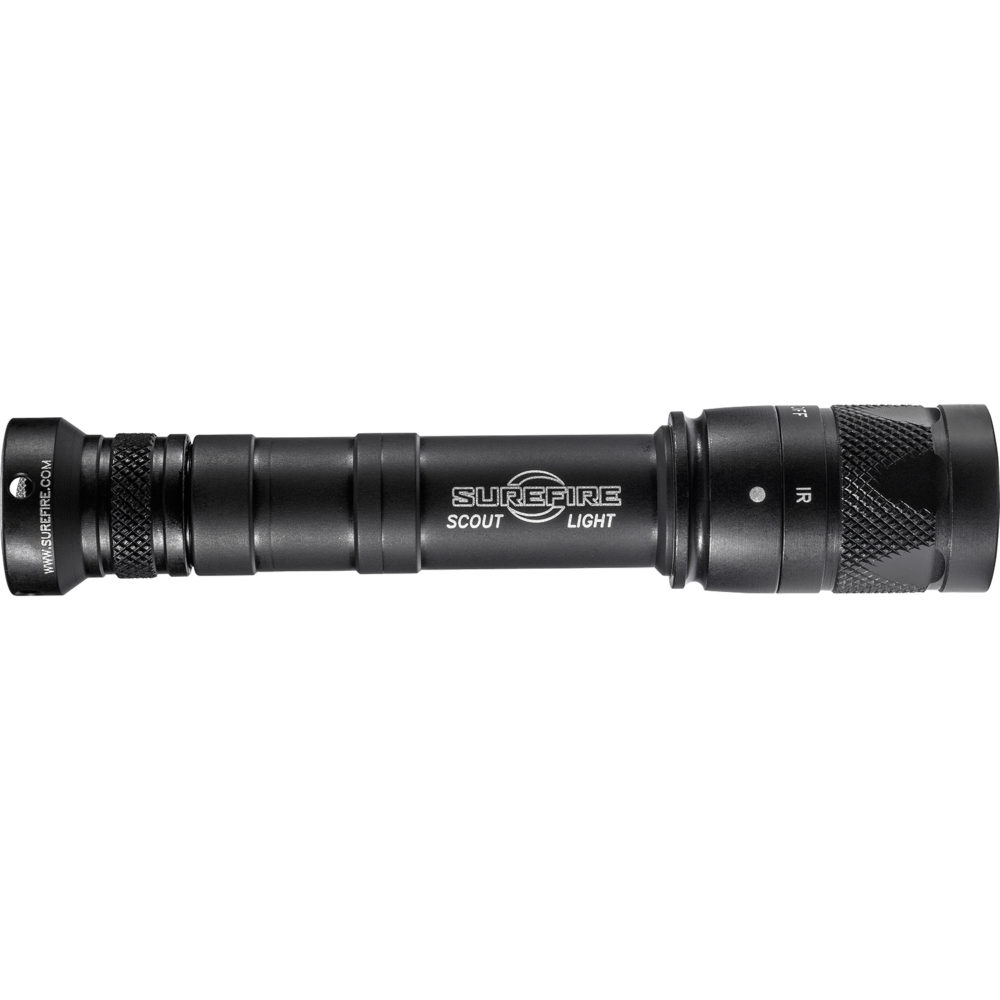 M640V-BK Scout Light Pro Infrared LED Weapon Light 350 Lumen Output in Black Color