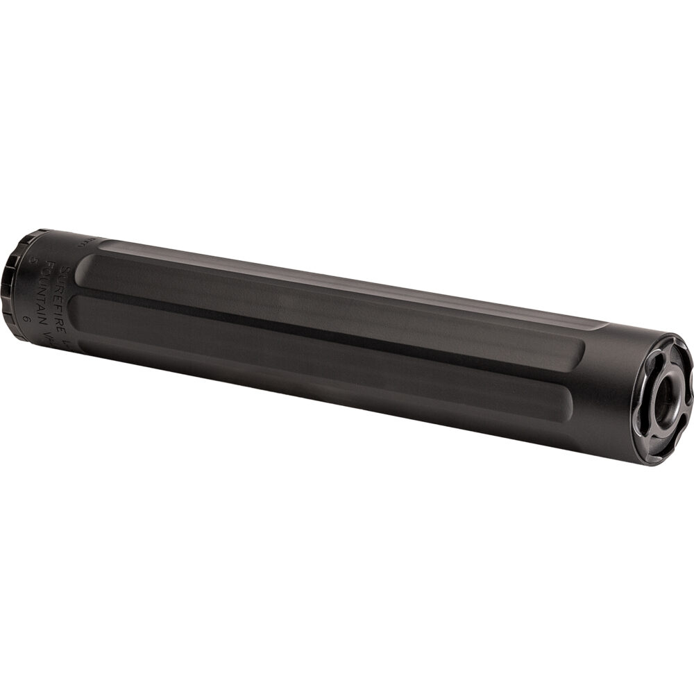 SureFire SF Ryder 9-Ti2 Suppressor (Silencer) 9mm Caliber Cerakote Finish in Black