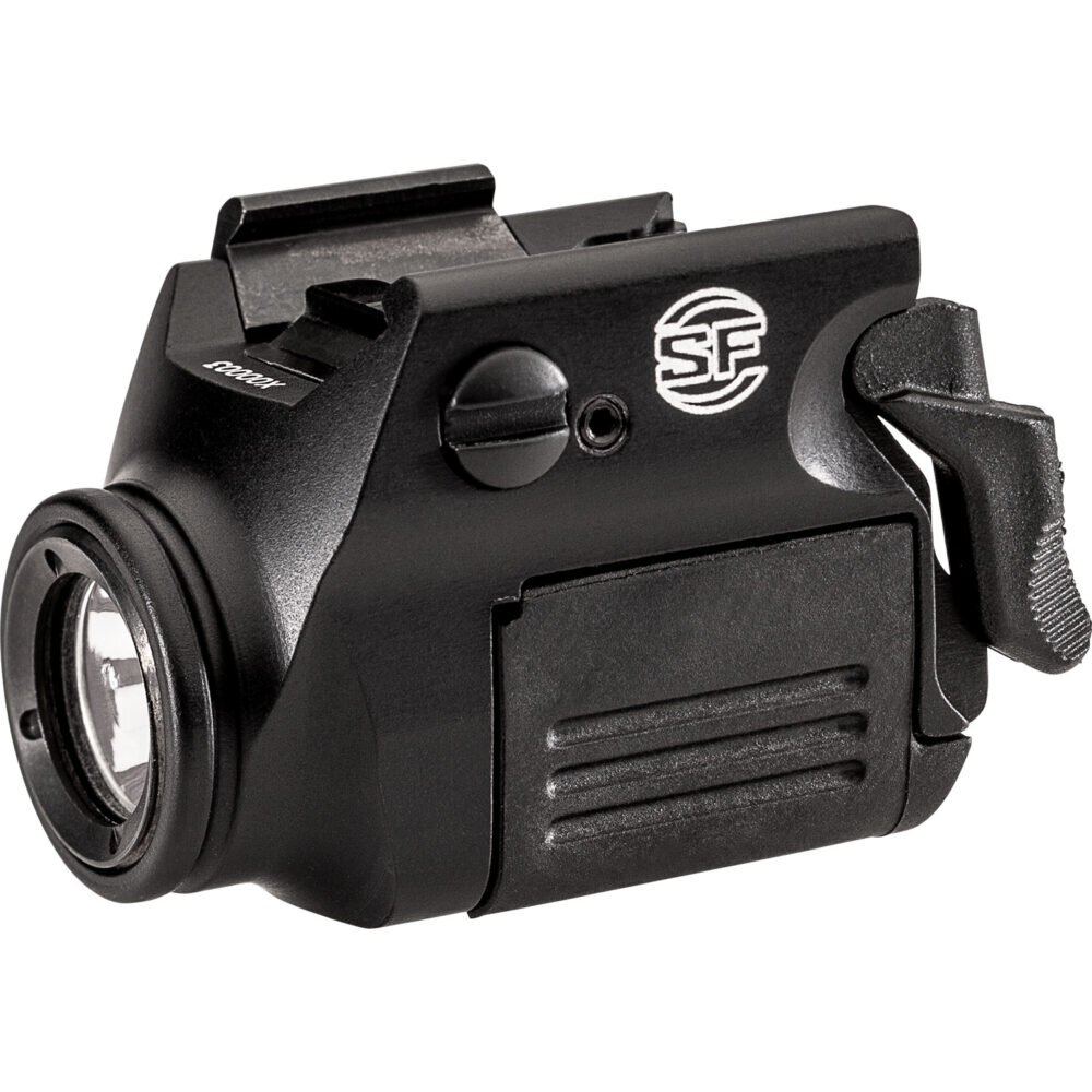 XSC Weapon Light Micro-Compact Pistol Light for Springfield Armory Hellcat in Black