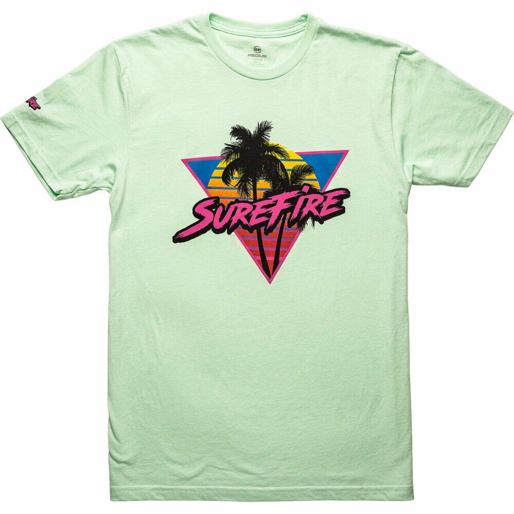 SureFire Sunset Mint Shirt