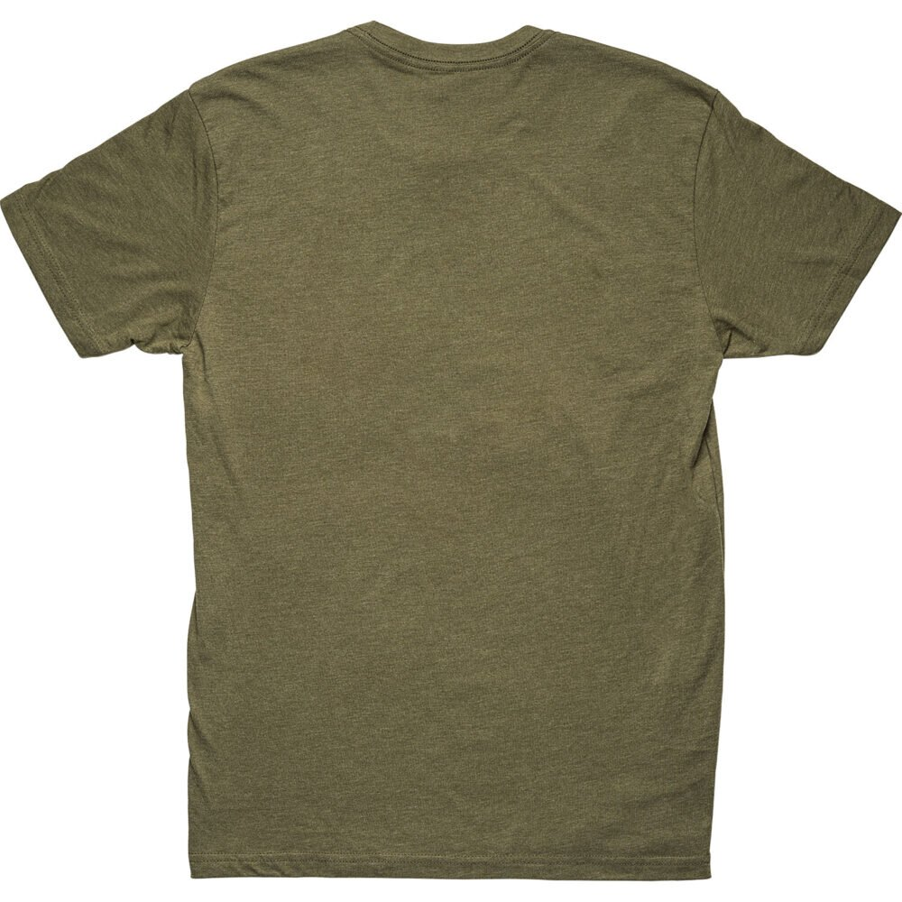 SureFire Button Logo Military Green Shirt